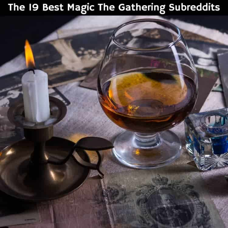 The 19 Best Magic The Gathering Subreddits | Strong Socials
