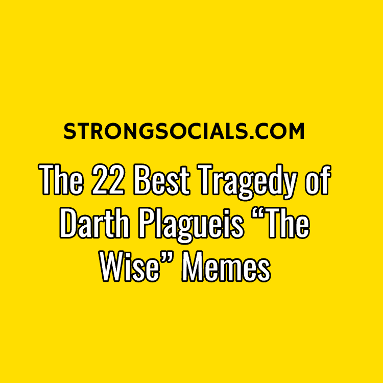 Tragedy of Darth Plagueis The Wise