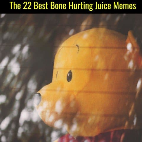 bone hurting juice meme