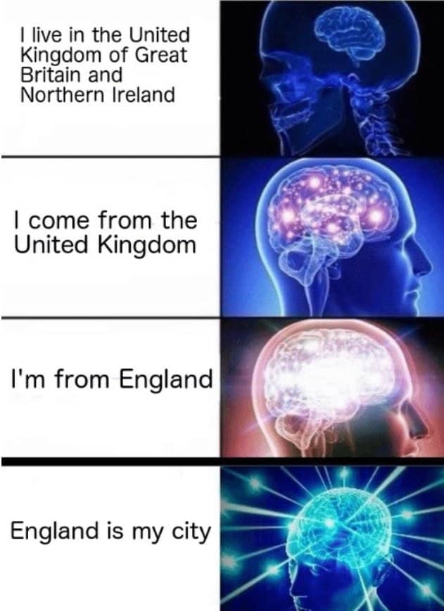 expanding mind england is my city